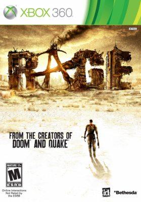RAGE (Полностью на русском языке) 2dvd