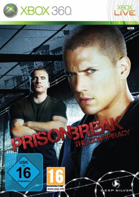 Prison Break: The Conspiracy (Русская версия)
