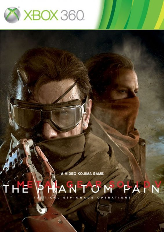 METAL GEAR SOLID V: The Phantom Pain (XBox360) Русская версия