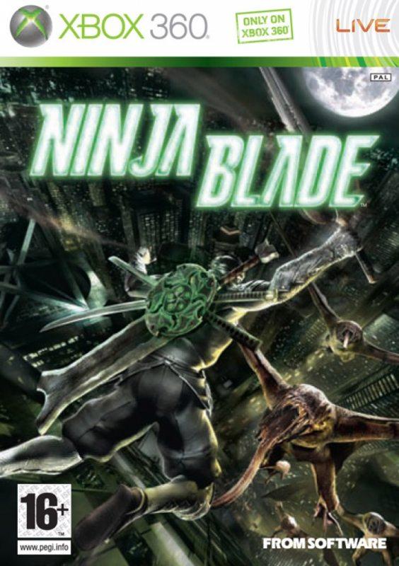 Ninja Blade (Русская вкрсия)