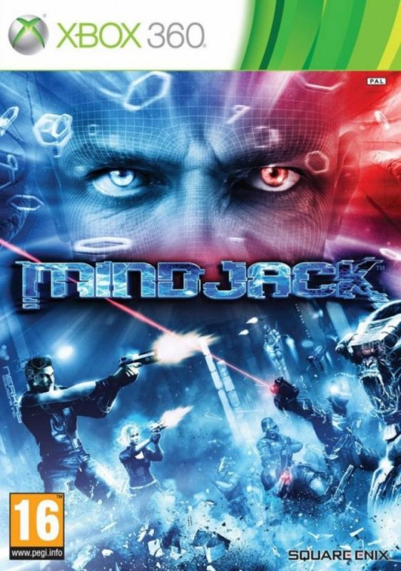 Mindjack (Русская версия)