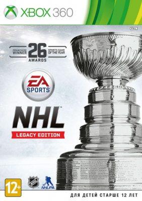 NHL 16. Legacy Edition (XBox 360) Русская версия.