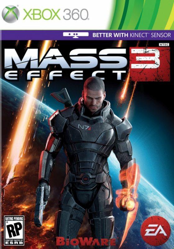 Mass Effect 3 (Русская версия) 2 dvd