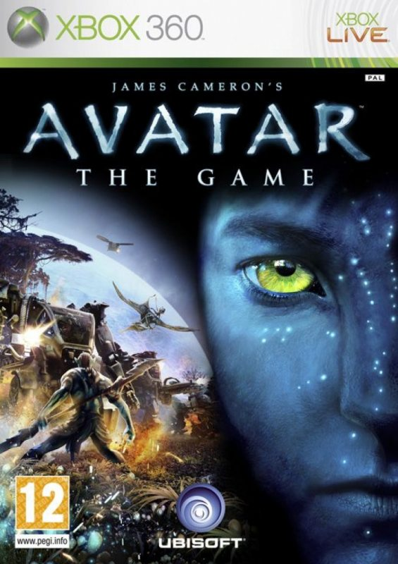 James Cameron's Avatar: The Game (Русская версия)