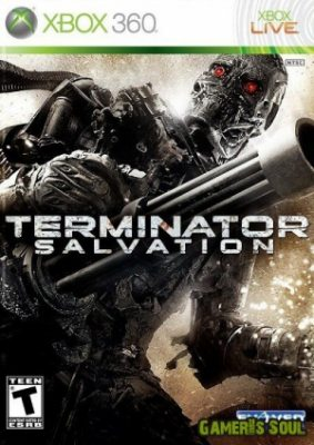 Terminator Salvation: The Videogame (Русская версия)