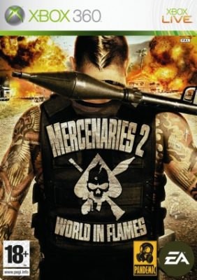 Mercenaries 2: World In Flames (Русская версия)