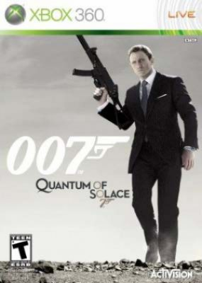 James Bond: Quantum of Solace (РУССКАЯ ВЕРСИЯ)