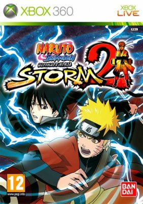 NARUTO: Ultimate Ninja Storm 2 (Русская версия)
