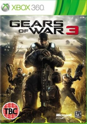 Gears of War 3 (Русская версия)