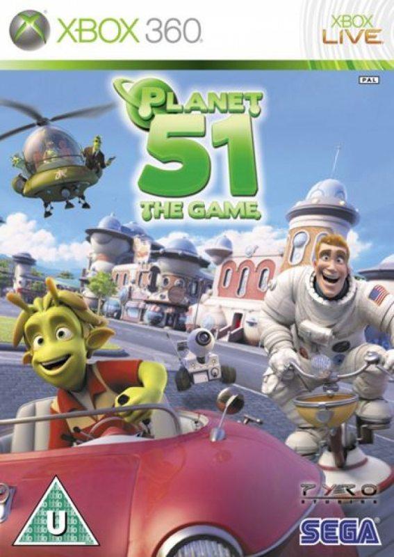 Планета 51 (Русская версия!)