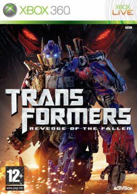 Transformers: Revenge of the Fallen (Русская версия)