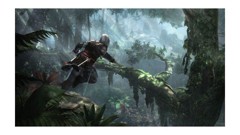 Assassin's Creed 4: Black Flag (Полностью на русском языке) Xbox360