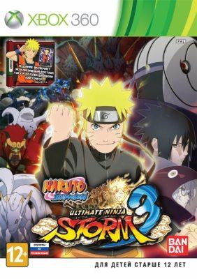 Naruto Shippuden: Ultimate Ninja Storm 3 (Русская версия)