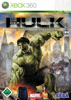 The Incredible Hulk (Русская версия)