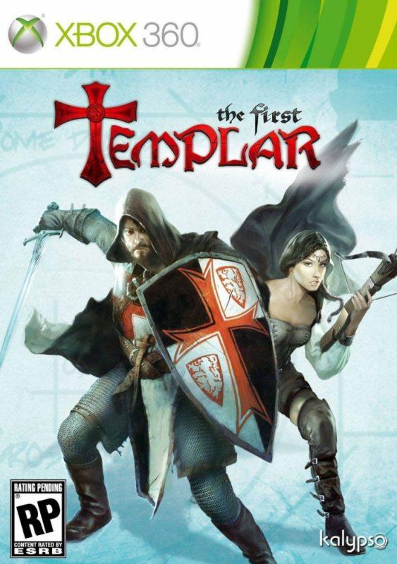 The First Templar (Русская версия)
