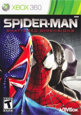 Spider-Man: Shattered Dimensions (Русская версия)