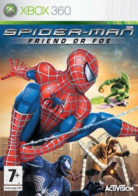 Spider-Man: Friend or Foe (Русскаяи версия)