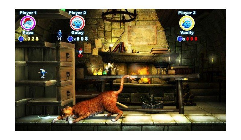 Smurfs 2: Смурфики 2 (Xbox 360)