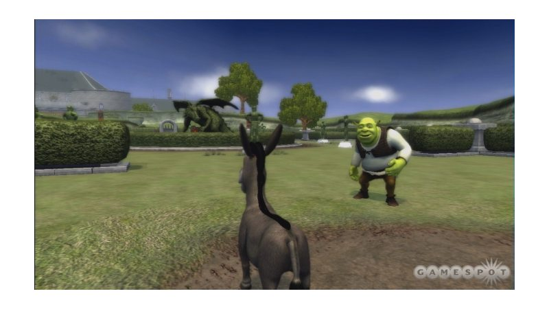 Shrek the Third (Русская версия)