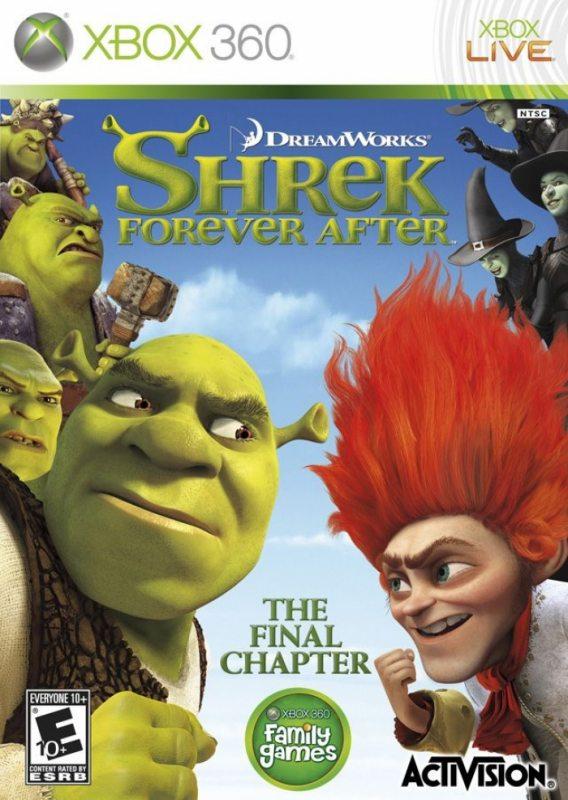 Shrek Forever After (Русская версия)