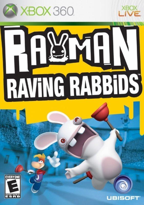 Rayman Raving Rabbids (Русская версия)