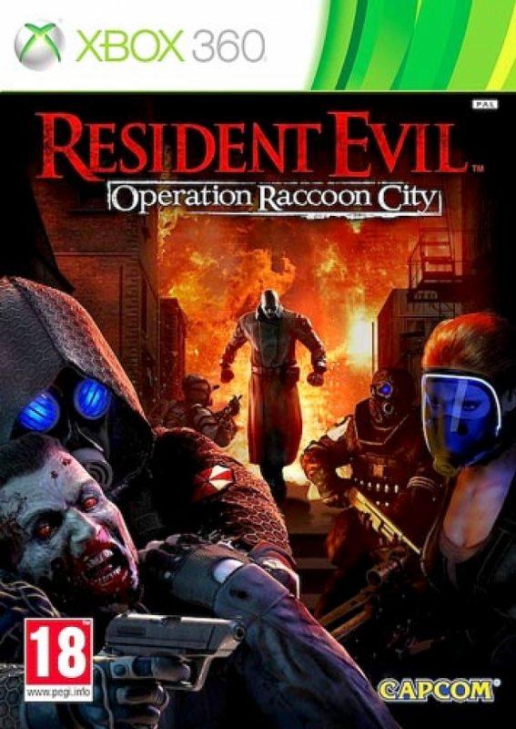 Resident Evil: Opeartion Raccoon City (Русская версия)