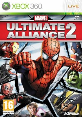 Marvel: Ultimate Alliance 2 (Русская версия)