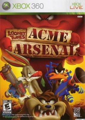 Looney Tunes: ACME Arsenal (Русская версия)