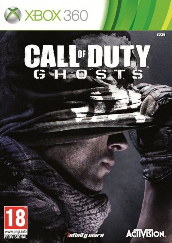 Call of Duty: Ghosts (Полностью на русском языке) Xbox360