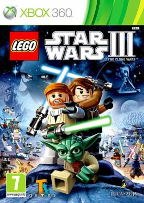 LEGO Star Wars III: The Clone Wars (Русская версия)