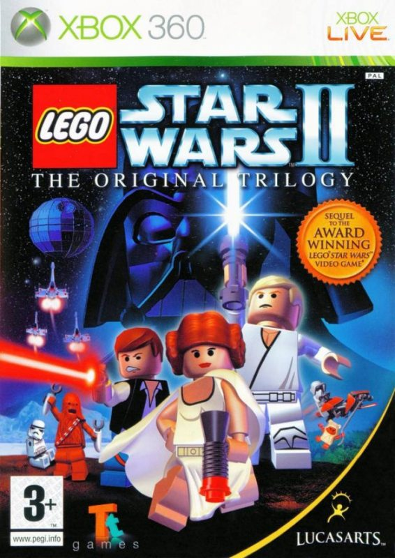LEGO Star Wars II: The Original Trilogy (Русская версия)
