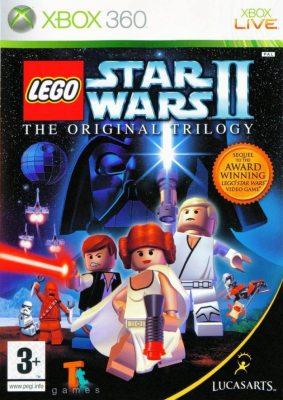 LEGO Star Wars II: The Original Trilogy (Русская версия)