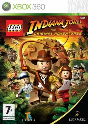 LEGO Indiana Jones: The Original Adventures (Русская версия)
