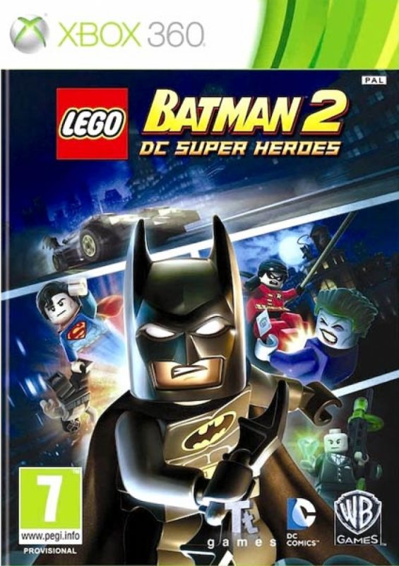 LEGO Batman 2: DC Super Heroes (Русская версия)