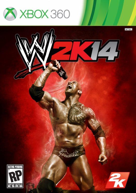 WWE 2K14 [Xbox 360]
