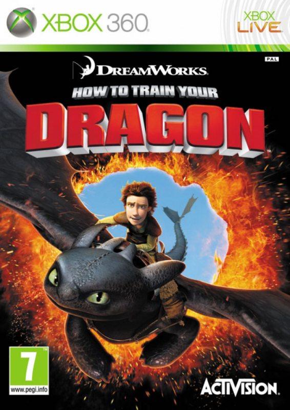 How to Train Your Dragon (Русская версия)