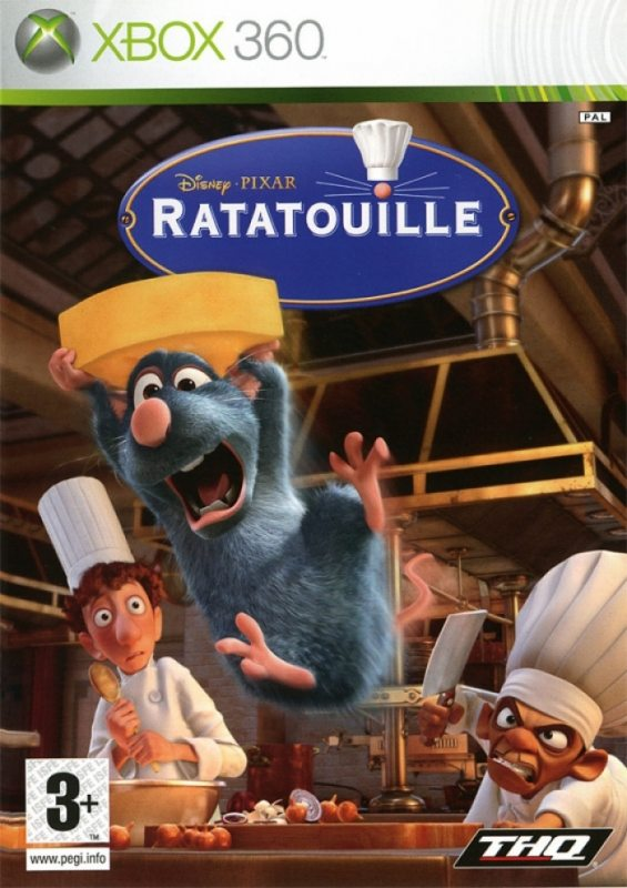 Disney/Pixar: Ratatouille
