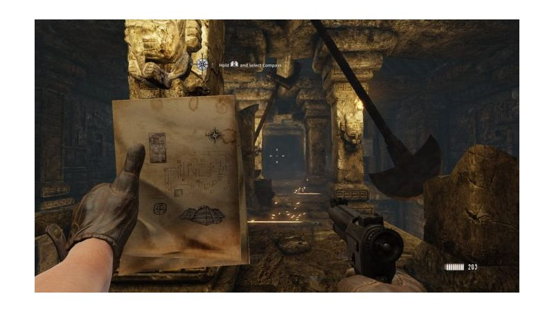 Deadfall Adventures (Русская версия) Xbox360