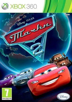 Disney / Pixar: Тачки 2 [Xbox 360] Полностью на русском языке!