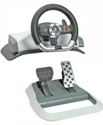 Руль Xbox 360