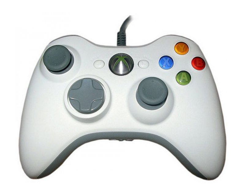 Microsoft Controller Wireless (проводной)