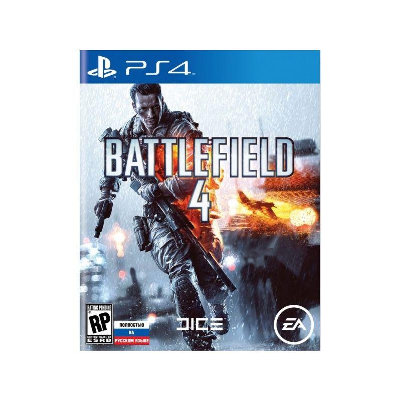 Battlefield 4 (PS4) (Полностью на русском языке!)