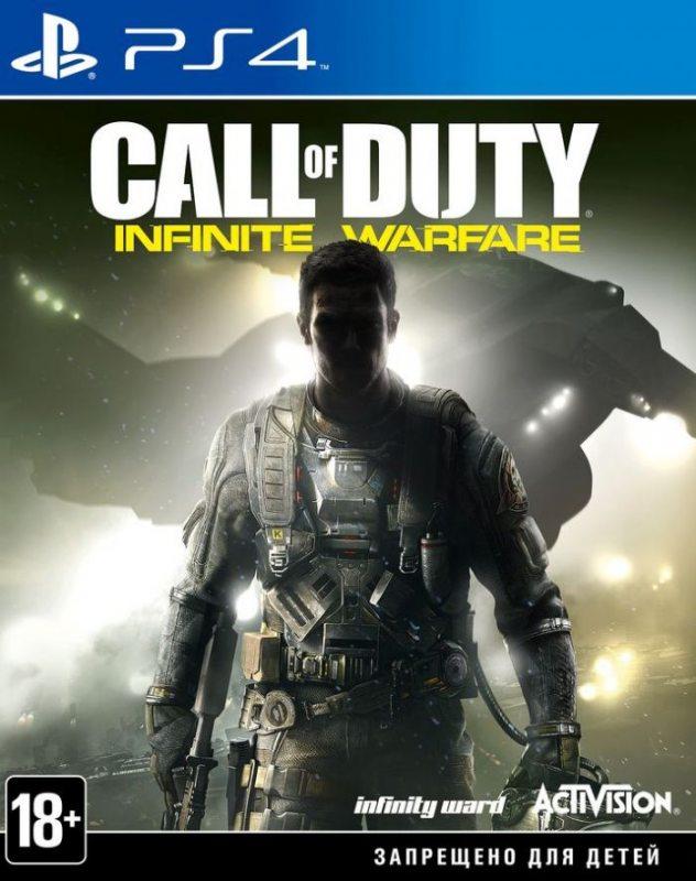 Call of Duty: Infinite Warfare PS4