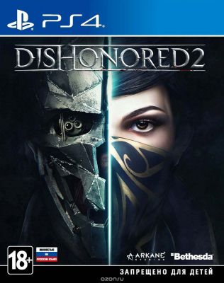 PlayStation 4 Dishonored 2. Limited Edition PS4