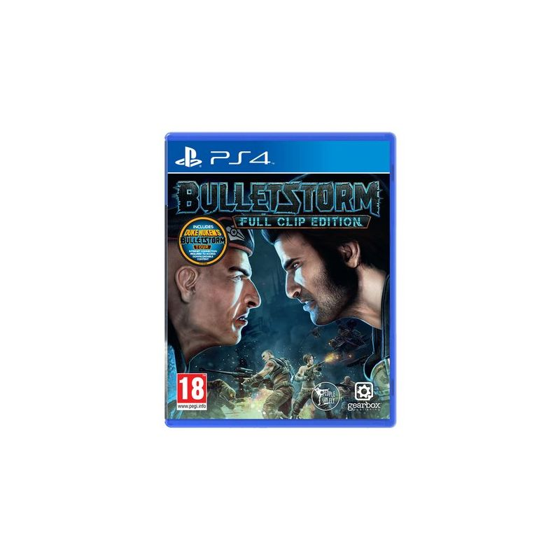 Bulletstorm PS4