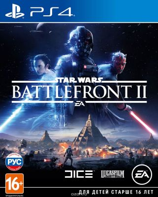 Star War Battlefront 2 PS4