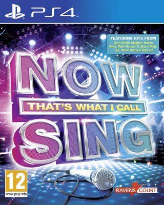 NOW That's What I Call Sing (Караоке + 2 микрофона в комплекте)