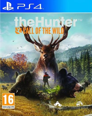 Охота для PS4 (Hunter call of the wild PS4)