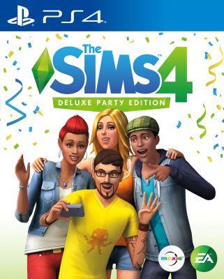 Sims 4 для PS4