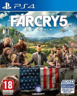 FAR CRY 5 для PS4